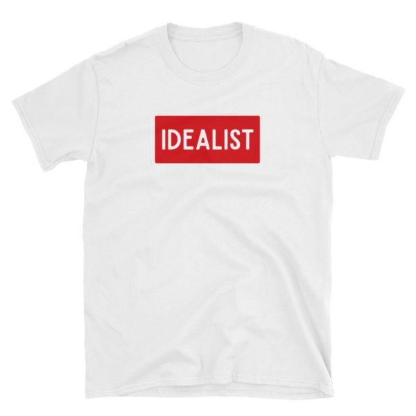 T-shirt IDEALIST pour Homme et Femme