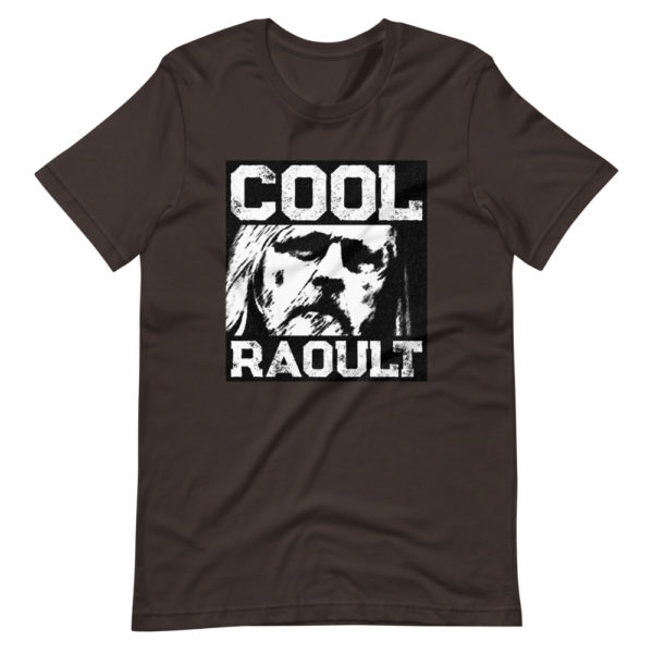 T-shirt Cool Raoult army