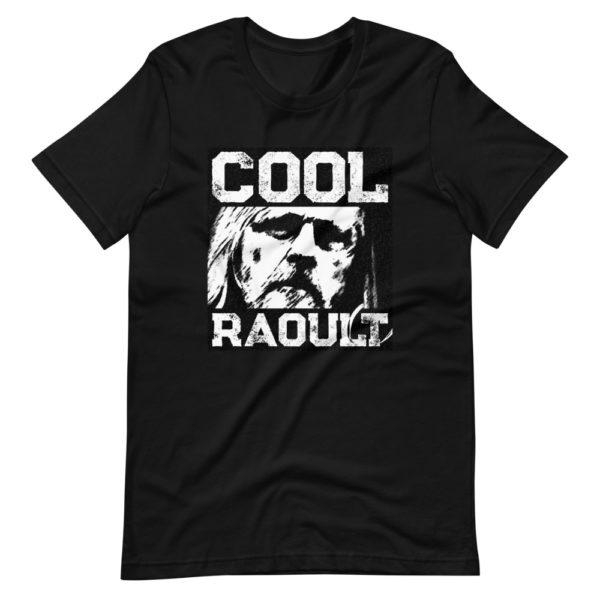 T-shirt Cool Raoult noir