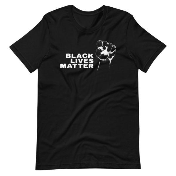 T-shirt Black Lives Matter - Tee Shirt Noir Homme / Femme